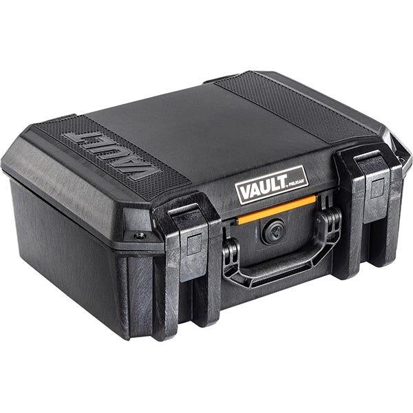 Pelican V300 Vault Case w/ Foam - Black