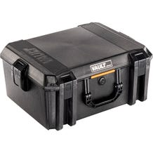 Pelican V550 Vault Case w/ Foam - Black