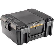 Pelican V600 Vault Case w/ Foam - Black