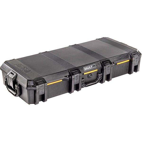 Pelican V700 Vault Case w/ Foam - Black