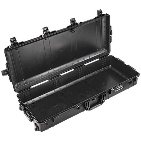 Pelican 1745 Air Long Case - Black, No Foam