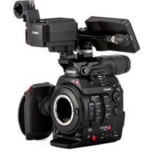 Super 35mm Canon Cinema Camcorder EOS C300 Mark II