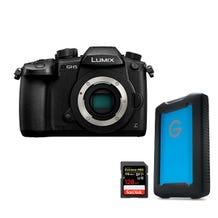 Panasonic Lumix GH5 Filmmaker Bundle