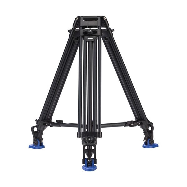 Benro A673TM Aluminum Tandem-Leg Video Tripod