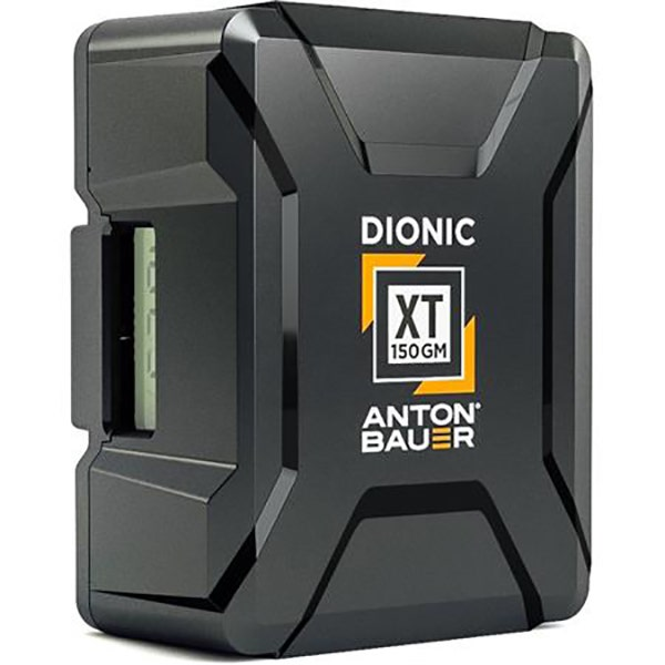 Anton Bauer Gold mount Dionic XT 150 WH Battery