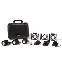 Fiilex M381 3-Light P180E LED Compact Kit