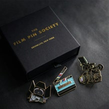 Film Pin Society Lights, Camera, Action! Box Set