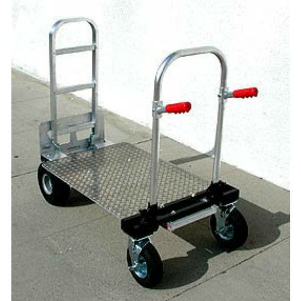 "Filmtools 3/16"" Diamond Plate for Modified Filmtools & Magliner Junior Carts"