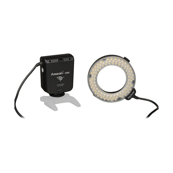 Aputure AHL-HC100 Amaran Halo LED Ring Flash for Canon Cameras