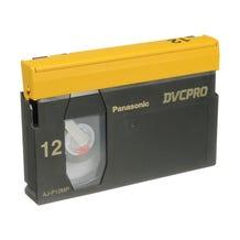 Panasonic DVCPRO 12-Minute Video Cassette - Medium
