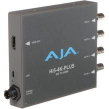 AJA Hi5-4K-Plus 3G-SDI to HDMI 2.0 Converter