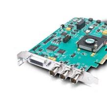 AJA KONA-LHE R0-S02 HD-SDI/Analog Video Capture and Playback PCI Card