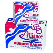 Rubber Bands Size #32. Alliance 1lb Box