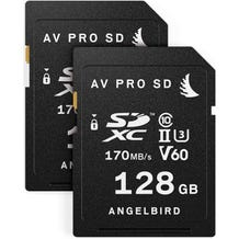 Angelbird Match Pack for Fujifilm X-T3 128 GB (2x SDXC Memory Cards)