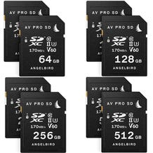 Angelbird Match Pack for Fujifilm X-T3 (2x SDXC Memory Cards) MP-XT3-SDV60X2