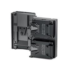 Anton Bauer Titon Micro Dual Micro V-Mount Plates to V-Mount