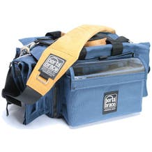 Porta Brace Audio Organizer Case - Signature Blue