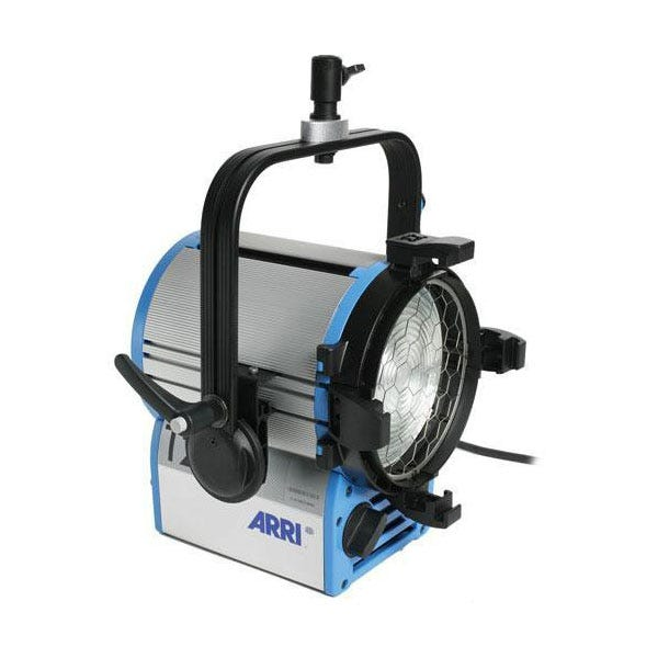 Arri T2 2000 Watts Location Fresnel - Stand Mount