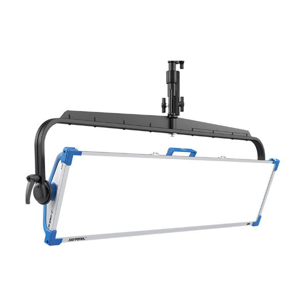 Arri SkyPanel S120-C LED Softlight w/ Manual Yoke (Blue/Silver, Edison)