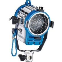 Arri 300 Watt Plus Tungsten Fresnel - White/blue