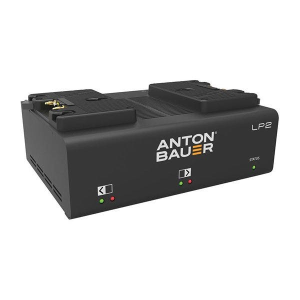 Anton Bauer Dual Battery Charger (Various Battery Mount Types)