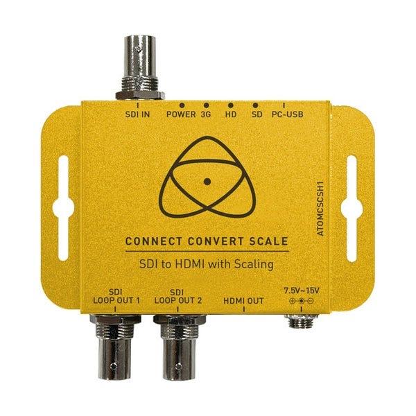 Atomos Connect Convert Scale | SDI to HDMI