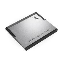 Angelbird 512GB AV Pro CF CFast 2.0 Memory Card (4-Pack)