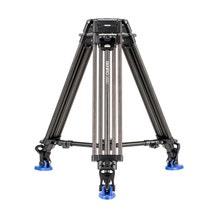 Benro C674TM Carbon Fiber Tandem-Leg Video Tripod (100mm Bowl)