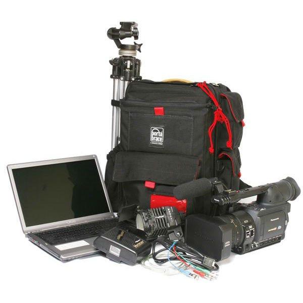 Porta Brace Backpack Camera Case w/ Quick Slick BK-1NRQS-M3