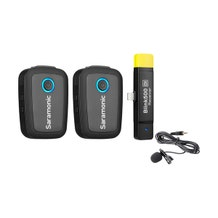Saramonic Blink 500 B4 2-Person Digital Wireless Omni Lavalier Microphone System for Lightning iOS Devices (2.4 GHz)