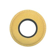 Bluestar Ultrasuede Eyepiece Cushions - Round Small (Natural)