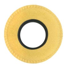 Bluestar Ultrasuede Eyepiece Cushions - Round XL (Natural)