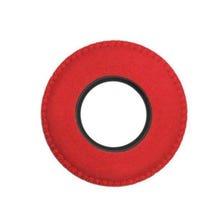 Bluestar Ultrasuede Eyepiece Cushions - Round Small (Red)