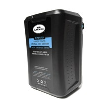 Savage Power Lithium-Ion Battery with Charger - V-Mount