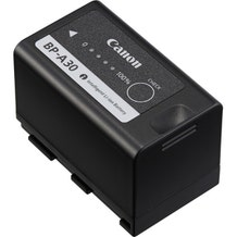 Canon BP-A30 Battery Pack For EOS C300 Mark II, C200, and C200B