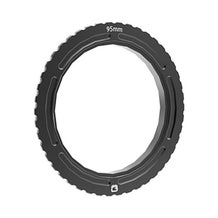 Bright Tangerine 114-95mm Threaded Adapter Ring for ENG Wide Angle Lenses