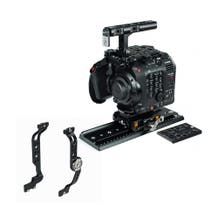 Bright Tangerine - Canon EOS C500 MK II Advanced Kit - Includes Free Side Plates