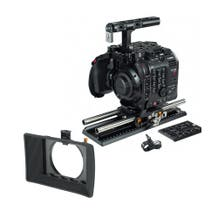 "Bright Tangerine - Canon EOS C500 MK II Advanced Kit - Includes Misfit Atom 4 x 5.65""/4 x 4"" Matte Box - BLACK FRIDAY DEAL"