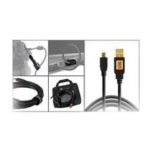 Tether Tools Starter Tethering Kit with USB 2.0 Mini-B 5-Pin Cable (Various Colors)