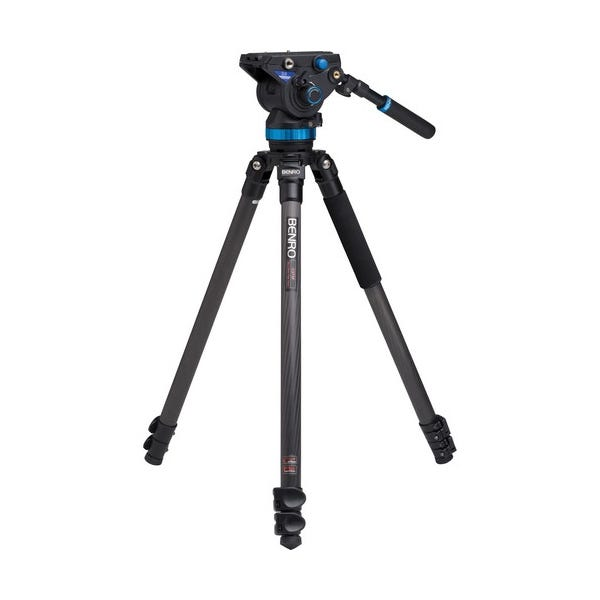 Benro C373F Series 3 CF Video Tripod & S8 Head