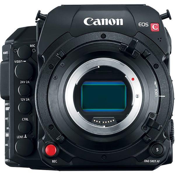 Canon EOS C700 Full Frame EF Cinema Camera