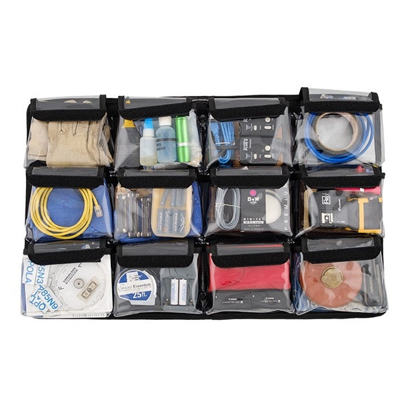 Camera Essentials Pelican 1650 Lid Organizer