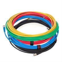 Canare 25' Digital Flex SDI BNC Cable - Green
