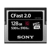 Sony 128GB CFast 2.0 G Series Memory Card