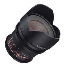 Rokinon 10mm T3.1 APS-C Cine DS Lens (EF Mount)