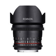 Rokinon 10mm T3.1 APS-C Cine DS Lens (Various)