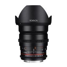Rokinon 24mm T1.5 Full Frame Cine DS Lens (A Mount)