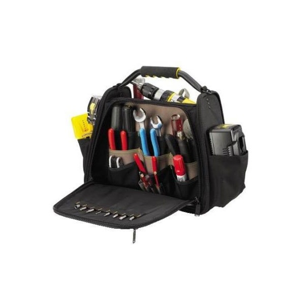 """CLC 13"""" 30 Pocket Open-and-Closed-Top Tool Carrier"""