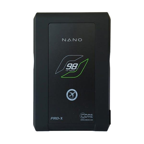 Core SWX Nano 98Wh Li-ion V-Mount Battery