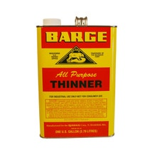 Barge All Purpose Thinner - 1 Gallon (Ground Only)